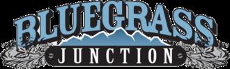 Bluegrass Junction - Image: Bluegrass Junction logo