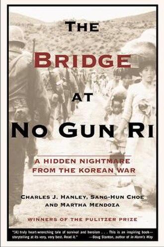 The Bridge at No Gun Ri - Book cover