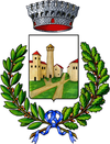 Coat of arms of Borgofranco sul Po