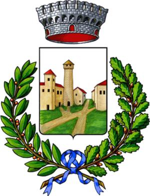 Borgofranco sul Po - Image: Borgofranco sul Po Stemma
