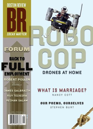 Boston Review - January / February 2011 Issue