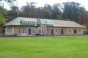 Boyce, Virginia - Boyce Railroad Station