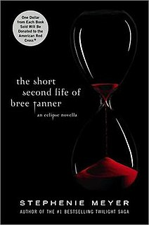 <i>The Short Second Life of Bree Tanner</i> book