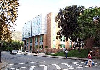 Bourns College of Engineering - Winston Chung Hall