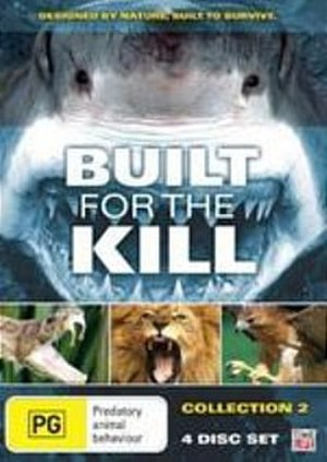 Built for the Kill - Image: Built for the kill collection 2 dvd cover