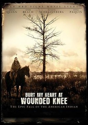 Bury My Heart at Wounded Knee (film) - Image: Bury My Heart At Wounded Knee Poster