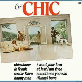 C'est Chic - Image: C'est Chic cover