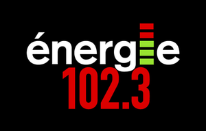 CIGB-FM - CIGB's previous logo as an Énergie station.