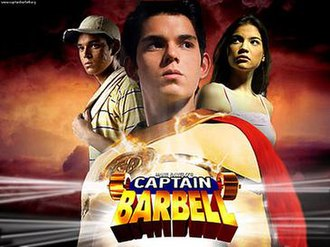 Captain Barbell (TV series) - Image: Captainbarbell 03