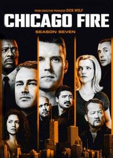 <i>Chicago Fire</i> (season 7) Season of television series