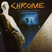 Chrome half machine lip moves   chrome hearts iphone7 ケース jmeiオリジナルフリップケース
