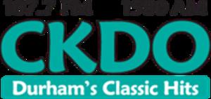 CKDO - Image: Ckdo