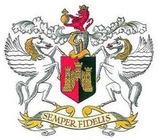 Exeter City Council - Image: Coat of Arms of Exeter