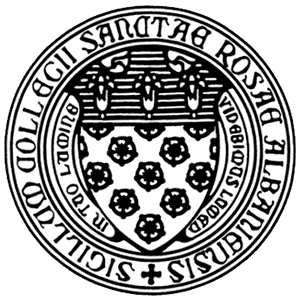 College of Saint Rose - Image: College of Saint Rose seal