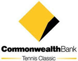 Commonwealth Bank Tennis Classic - Image: Commonwealth Bank Tennis Classic logo