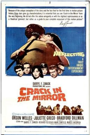 Crack in the Mirror - Image: Crack in the Mirror Film Poster