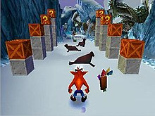 Image result for crash bandicoot cortex strikes back