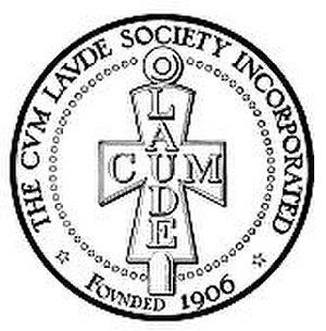 Cum Laude Society - Cum Laude Society logo