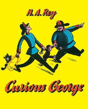 Curious George (book) - First edition cover