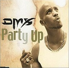 DMX — Party Up (Up in Here) (studio acapella)