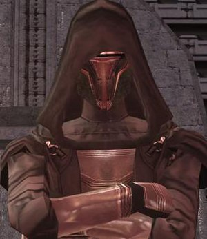 Revan in Star Wars: Knights of the Old Republic
