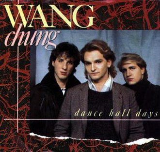 Wang Chung - Dance Hall Days (studio acapella)