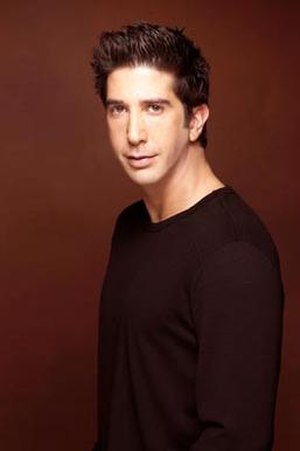 Ross Geller - Image: David Schwimmer as Ross Geller
