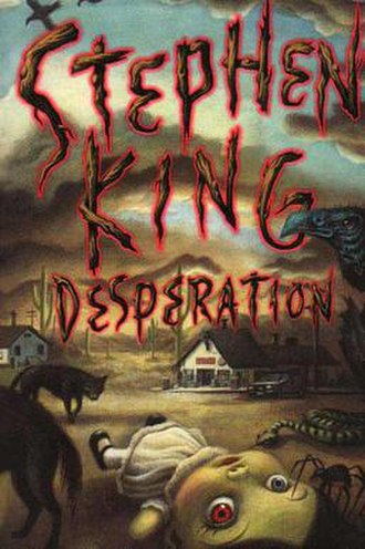 Desperation (novel) - First edition cover