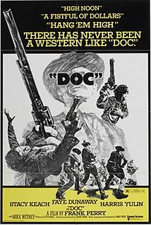 <i>Doc</i> (film) 1971 film by Frank Perry