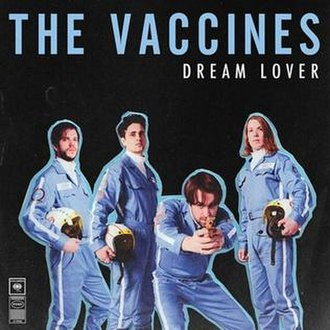 The Vaccines — Dream Lover (studio acapella)