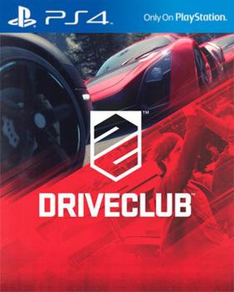 Driveclub - Image: Driveclub box art
