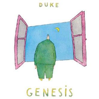 Duke (album) - Image: Duke Genesisalbum