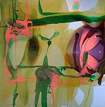 Smooth Island-Painting-Dunalley Smooth Island Murdunna - Kempton - Baghdad - LARGE