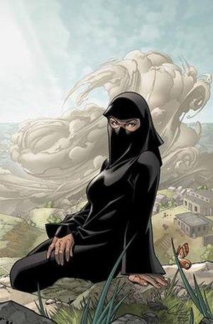 Dust (comics)