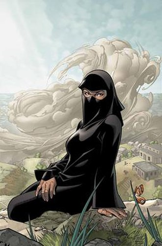 Dust (comics) - Image: Dust Profile