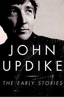 <i>The Early Stories: 1953–1975</i> 2003 book by John Updike