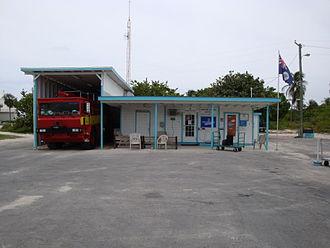 Edward Bodden Airfield - Image: Edward Bodden Airfield