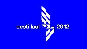 Estonia in the Eurovision Song Contest 2012 - Logo of Eesti Laul 2012