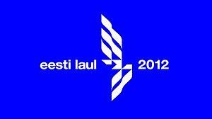 Estonia in the Eurovision Song Contest 2012 - Logo of Eesti Laul 2012