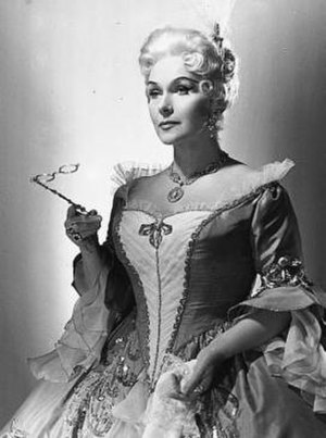Elisabeth Schwarzkopf - Schwarzkopf as the Marschallin in Richard Strauss' Der Rosenkavalier