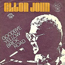 Elton John - Goodbye Yellow Brick Road (studio acapella)