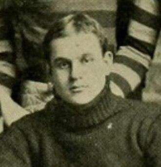 Emmons Dunbar - Dunbar at Maryland in 1902