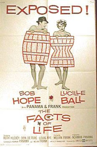 The Facts of Life (film) - Image: Factsoflife 1960