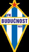 http://upload.wikimedia.org/wikipedia/en/thumb/6/6f/Fk_Buducnost_Logo.png/100px-Fk_Buducnost_Logo.png