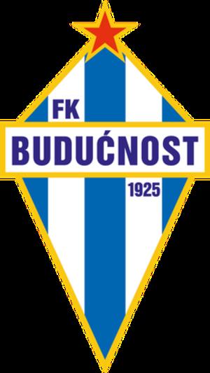 FK Budućnost Podgorica - Image: Fk Buducnost Logo