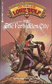 <i>The Forbidden City</i> (Grey Star) book by Ian Page