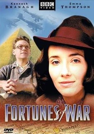 Fortunes of War (TV series) - Cover of a DVD of the series