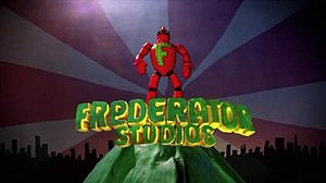 Frederator Studios - Company logo as of 2009