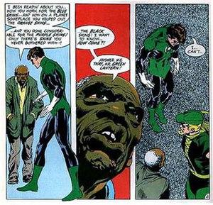 Hal Jordan - Image: GLGA76BS