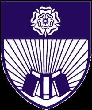 Grammar School at Leeds - Image: GSAL shield